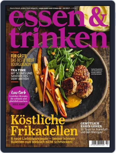 essen&trinken (Digital) October 1st, 2017 Issue Cover