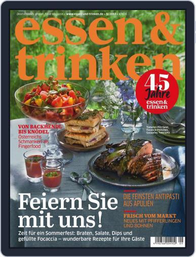 essen&trinken (Digital) September 1st, 2017 Issue Cover