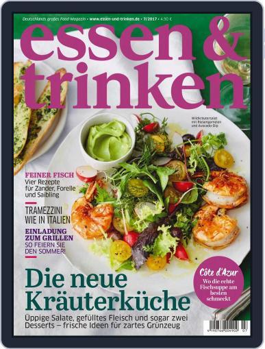 essen&trinken (Digital) July 1st, 2017 Issue Cover