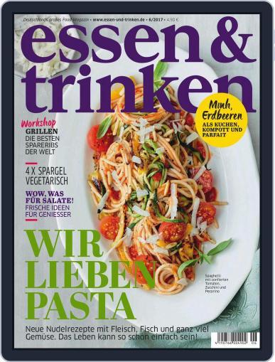 essen&trinken (Digital) May 9th, 2017 Issue Cover