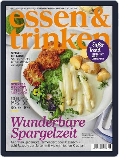 essen&trinken (Digital) May 1st, 2017 Issue Cover