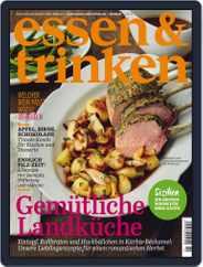 essen&trinken (Digital) Subscription September 30th, 2016 Issue