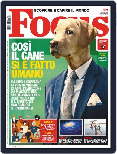 Focus Italia (Digital) June 1st, 2020 Issue Cover