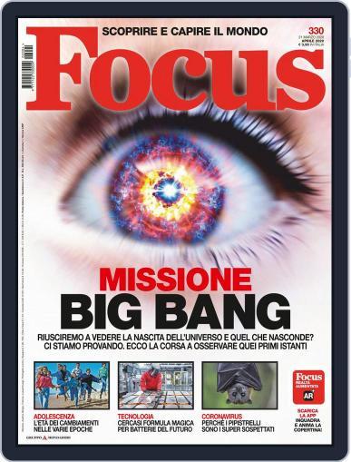 Focus Italia (Digital) April 1st, 2020 Issue Cover