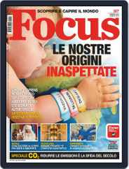 Focus Italia (Digital) Subscription January 1st, 2020 Issue