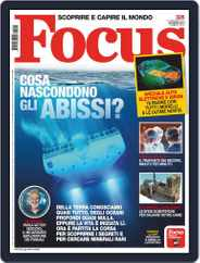Focus Italia (Digital) Subscription December 1st, 2019 Issue