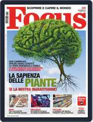 Focus Italia (Digital) Subscription November 1st, 2019 Issue