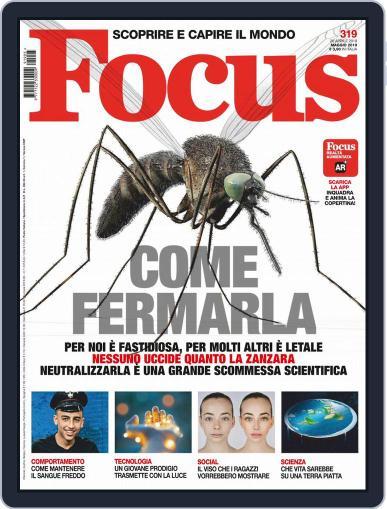 Focus Italia (Digital) May 1st, 2019 Issue Cover