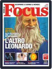 Focus Italia (Digital) Subscription April 1st, 2019 Issue