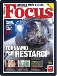 Focus Italia (Digital) Subscription March 1st, 2019 Issue