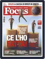 Focus Italia (Digital) Subscription February 1st, 2019 Issue
