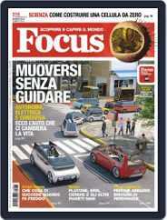 Focus Italia (Digital) Subscription January 1st, 2019 Issue