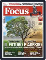 Focus Italia (Digital) Subscription December 1st, 2018 Issue