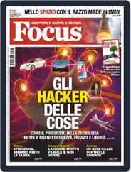 Focus Italia (Digital) Subscription November 1st, 2018 Issue