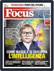 Focus Italia (Digital) Subscription October 1st, 2018 Issue