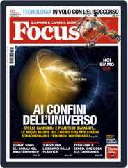 Focus Italia (Digital) Subscription September 1st, 2018 Issue