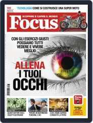 Focus Italia (Digital) Subscription April 1st, 2018 Issue