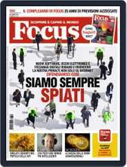 Focus Italia (Digital) Subscription October 1st, 2017 Issue
