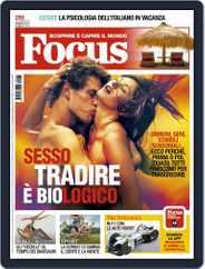 Focus Italia (Digital) Subscription August 1st, 2017 Issue