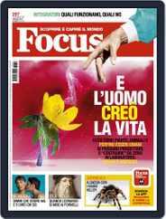 Focus Italia (Digital) Subscription July 1st, 2017 Issue