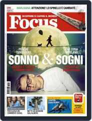Focus Italia (Digital) Subscription June 1st, 2017 Issue