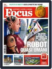 Focus Italia (Digital) Subscription April 1st, 2017 Issue