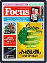 Focus Italia (Digital) Subscription January 1st, 2017 Issue