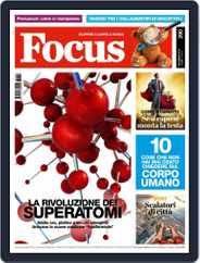 Focus Italia (Digital) Subscription December 1st, 2016 Issue