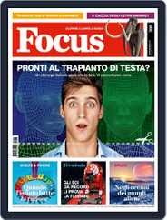 Focus Italia (Digital) Subscription November 1st, 2016 Issue
