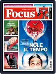 Focus Italia (Digital) Subscription September 1st, 2016 Issue