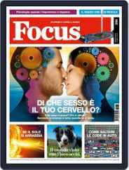 Focus Italia (Digital) Subscription July 18th, 2016 Issue