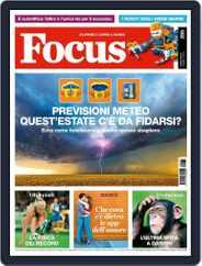 Focus Italia (Digital) Subscription June 18th, 2016 Issue