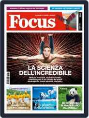 Focus Italia (Digital) Subscription May 20th, 2016 Issue