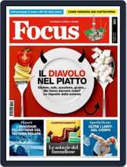 Focus Italia (Digital) Subscription April 22nd, 2016 Issue