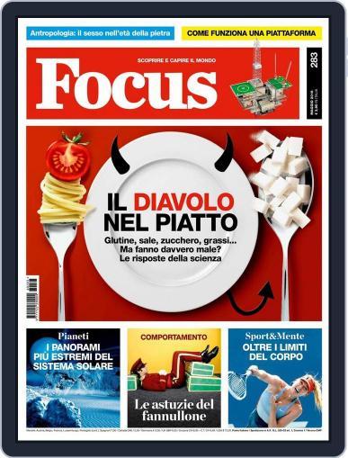 Focus Italia (Digital) April 22nd, 2016 Issue Cover
