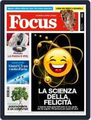 Focus Italia (Digital) Subscription March 22nd, 2016 Issue