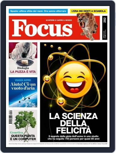 Focus Italia (Digital) March 22nd, 2016 Issue Cover