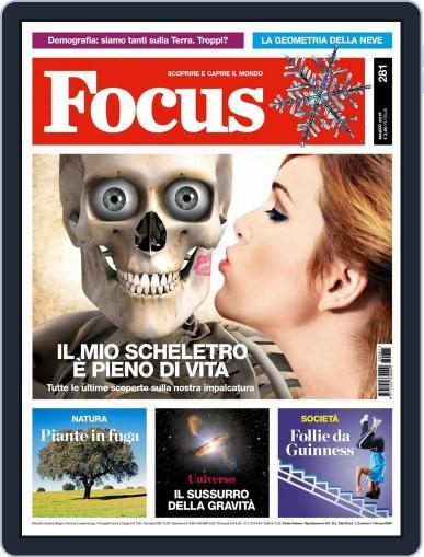 Focus Italia (Digital) February 23rd, 2016 Issue Cover