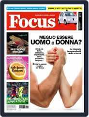 Focus Italia (Digital) Subscription October 31st, 2015 Issue
