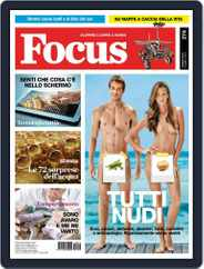 Focus Italia (Digital) Subscription July 16th, 2015 Issue