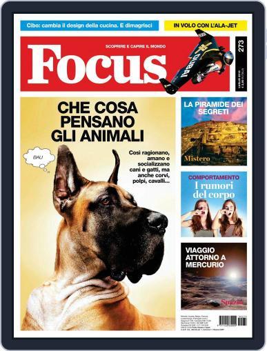 Focus Italia (Digital) June 18th, 2015 Issue Cover