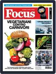 Focus Italia (Digital) Subscription April 21st, 2015 Issue