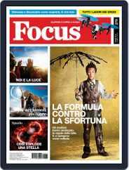 Focus Italia (Digital) Subscription March 19th, 2015 Issue