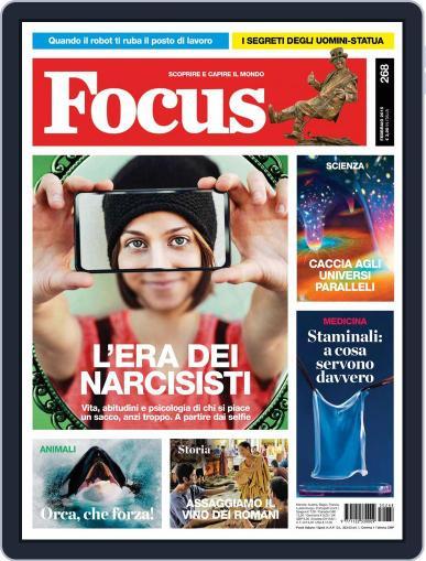 Focus Italia (Digital) January 22nd, 2015 Issue Cover
