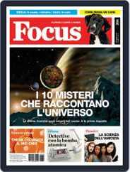 Focus Italia (Digital) Subscription September 23rd, 2014 Issue
