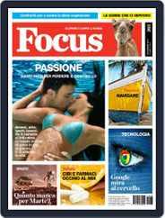 Focus Italia (Digital) Subscription August 12th, 2014 Issue