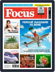 Focus Italia (Digital) Subscription July 17th, 2014 Issue