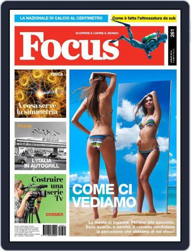 Focus Italia (Digital) June 19th, 2014 Issue Cover