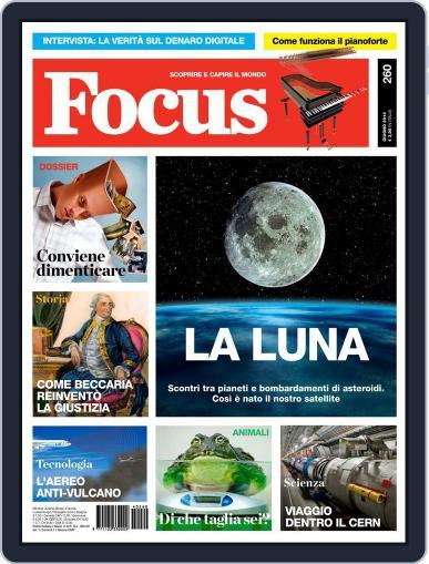 Focus Italia (Digital) May 20th, 2014 Issue Cover