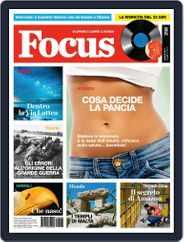 Focus Italia (Digital) Subscription March 20th, 2014 Issue